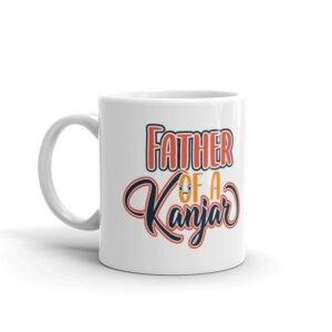Father of a Kanjar Mug Handle-on-Left