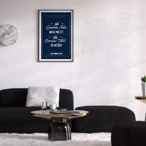 Generate Fear Poster Wall Far