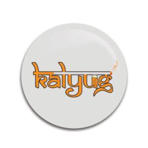 Kalyug Badge Front