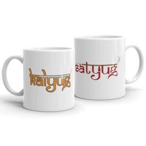 Kalyug Couple Mug