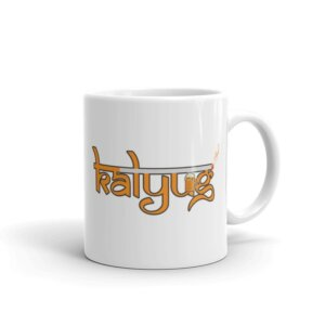 Kalyug Mug Handle-on-Right