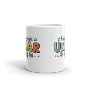 Umar ho gai hai Mug Front View