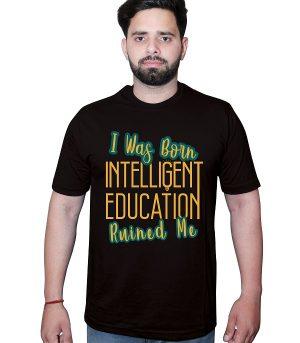 I-was-born-intelligent-Tshirt-Black-Front.jpg